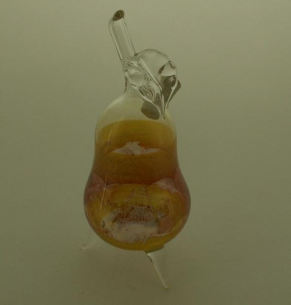 Wespenfalle Birne stehend ø 8cm Farbton Amber